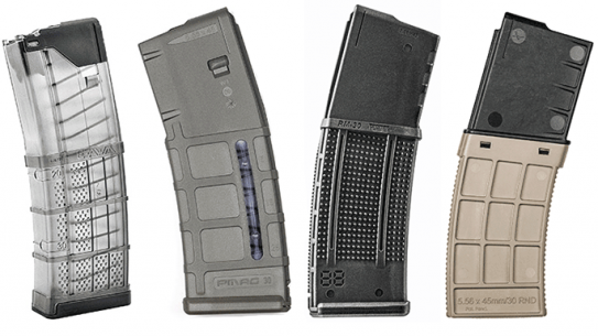 Feeding Frenzy: 12 of the Top 5.56mm AR Magazines Available