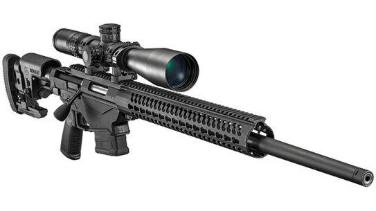 Ruger 7.62mm Precision Rifle lead
