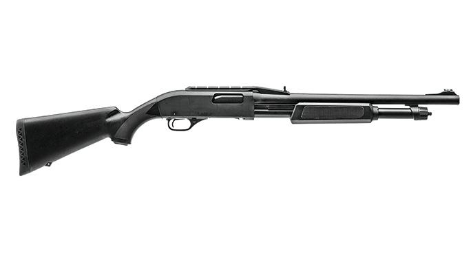 Scatterguns 2015 FN P-12
