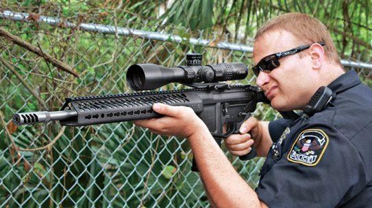 Test Seekins Precision SP10 Rifle lead
