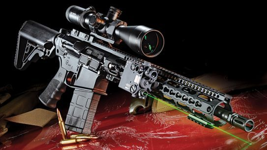 Test Windham Weaponry R16SFST-308 Rifle lead