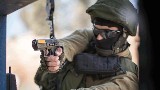 Israel Weapon Industries Pistol Configuration eLog