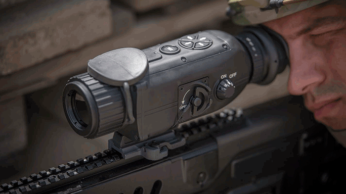 MEPRO NOA NYX Lightweight Uncooled Thermal Weapon Sight