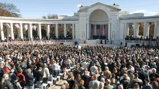 National Veterans Day Observance 2015