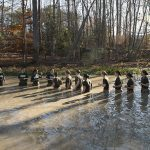 Officer Candidate School exercise