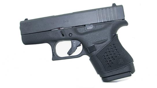Pachmayr Grip Gloves Glock 43 Pistol