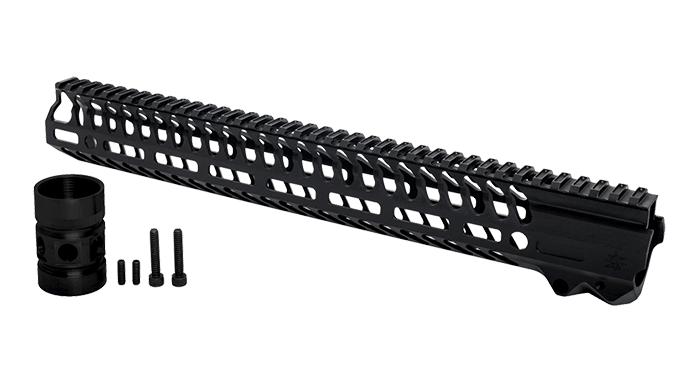 Seekins Precision NOXs Handguard parts