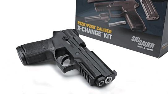 Sig Sauer P250-22 Pistol Rimfire