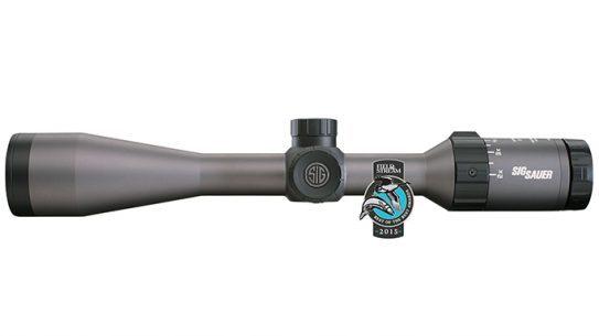 WHISKEY5 hunting riflescope