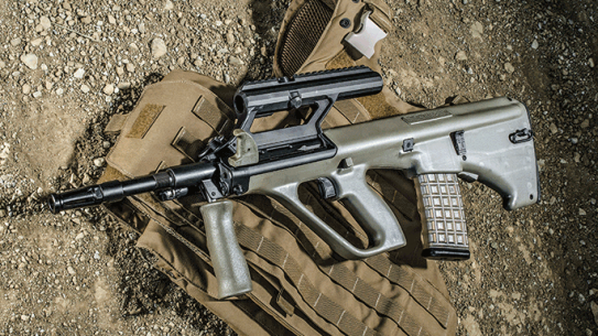SWMP Steyr Arms Aug/A3 M1 Bullpup lead