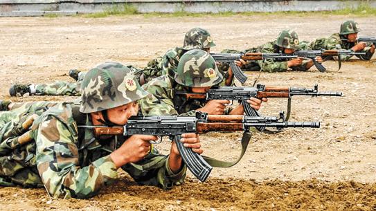 Foreign Firepower: 5 Chinese Assault Rifles