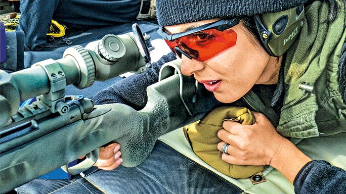 Mile Long-Range Shooting lead