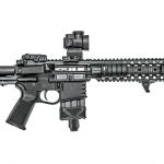 Trijicon MRO gun SWMP