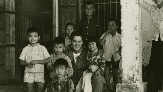 Veteran Harold D. Wright children