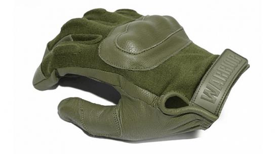 Warrior Assault Systems Enforcer Hard Knuckle Glove olive drab
