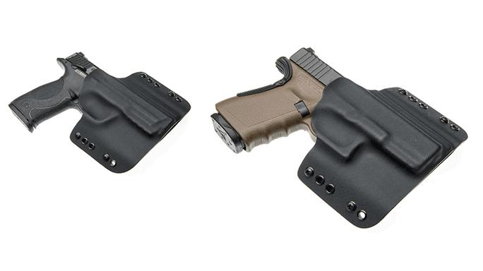 Wilson Combat Kydex Carry Modular Holster Series