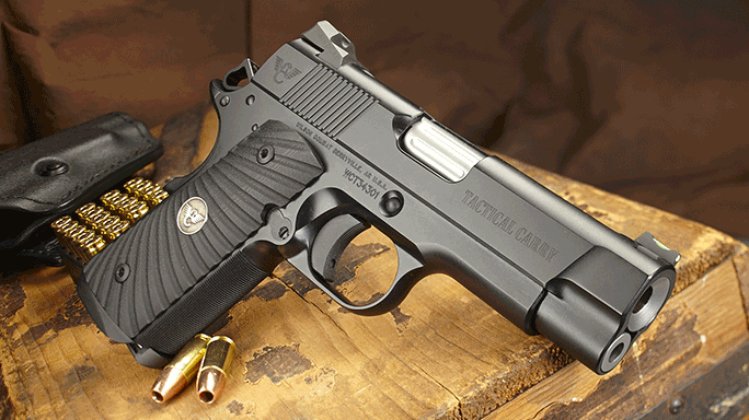 Wilson Combat Tactical Carry Compact Pistol