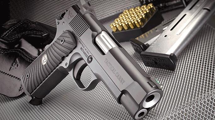 Wilson Combat Tactical Carry Professional Pistol