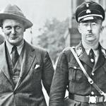 Göring Himmler reup Axis Leaders
