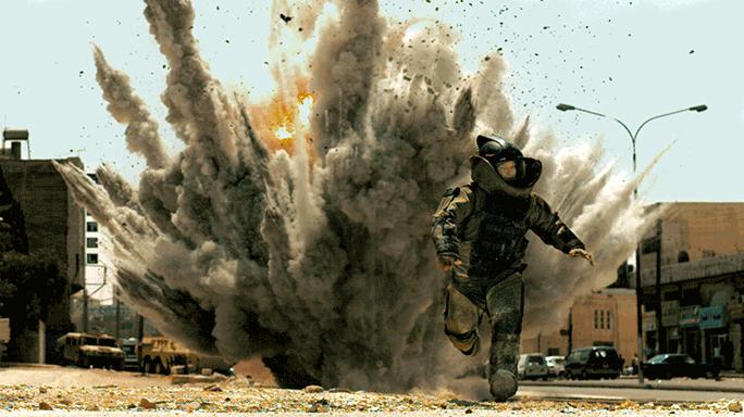 Top 10 Military Movies Last Decade The Hurt Locker