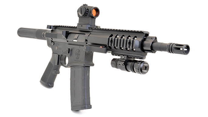 2015 roundup DRD Tactical CDR15 Pistol solo