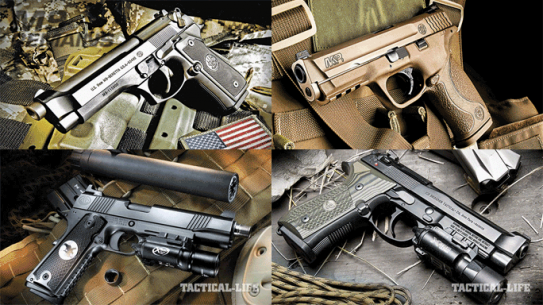56 of the Best Pistols From Specials Weapons Magazine in 2015