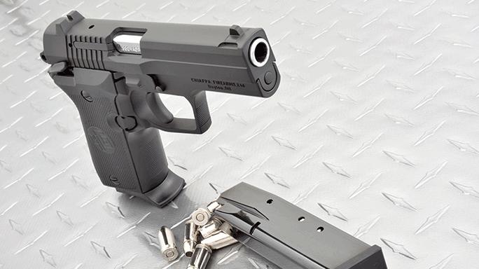 Combat Handguns 2015 CHIAPPA MC14