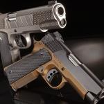 Combat Handguns 2015 CHRISTENSEN ARMS 1911 OFFICER'S MODEL