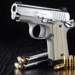 Combat Handguns 2015 KIMBER MICRO DIAMOND .380 ACP