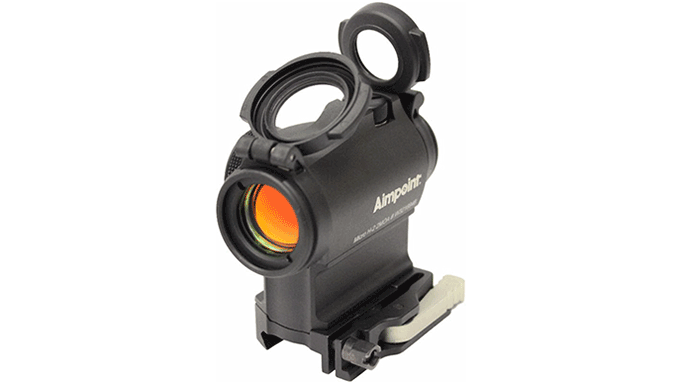 Aimpoint Pre-Mounted Micro T-2 Micro H-2 Sight