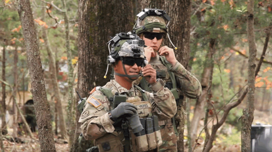 Army Researchers Hearing Loss Effects