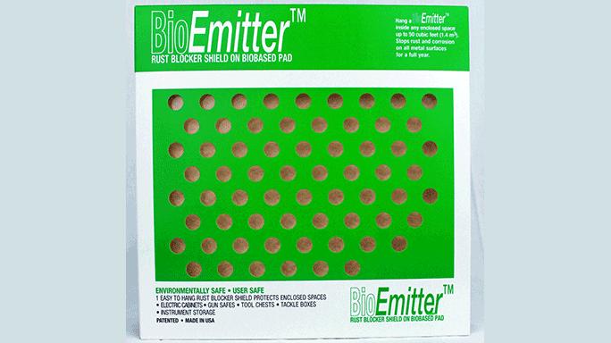 Cortec BioEmitter Rust Blocker Shield lead