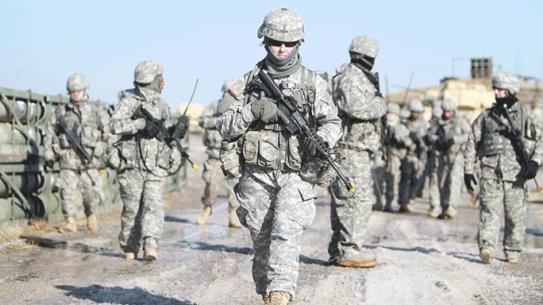 U.S. Army Military Occupational Specialties Women