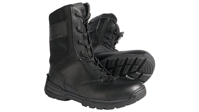 First Tactical Footwear Line 2016