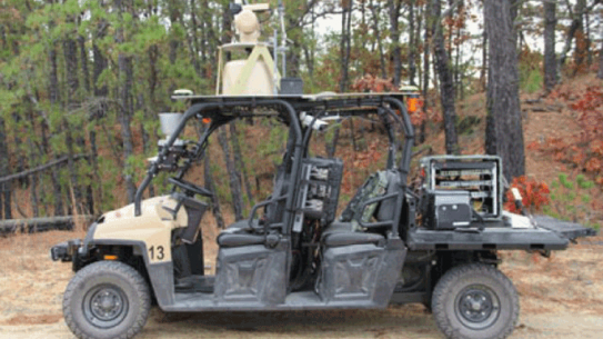 2015 Army Engineers Autonomous Robots