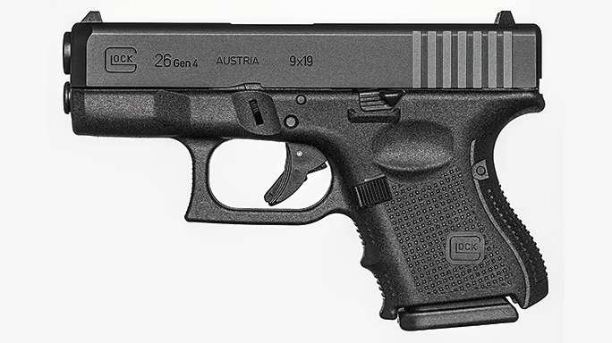 Immigration and Customs Enforcement Glock 26 solo