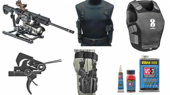 6 New Tactical Products To Help LEOs in the Field