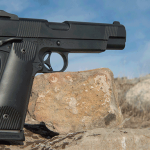 Jesse James Firearms Unlimited Cisco 1911 handgun field