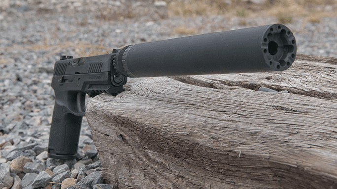 Liberty Mystic X suppressor