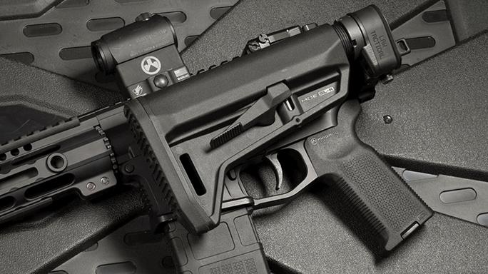 Magpul SL-K Stock folded
