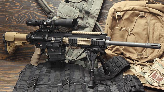 Top 33 Rifles 2015 Heckler & Koch