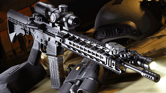 Top 33 Rifles 2015 Accurate MAG Tactical Systems