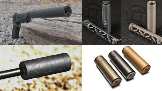 14 Top Suppressors From Special Weapons Magazine in 2015