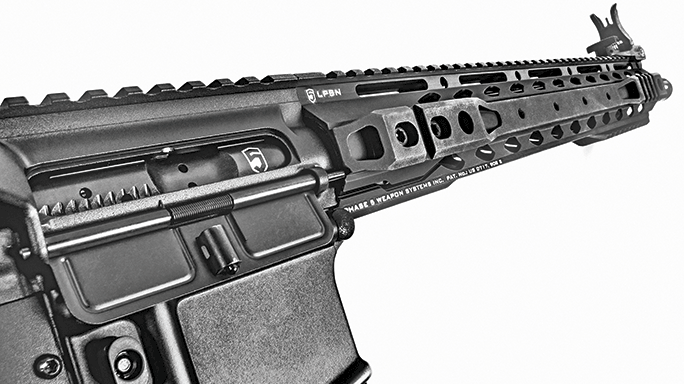 Phase 5 Weapons Systems P5T15 5.56mm Rifle rail