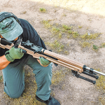 Tactical Weapons Springfield Loaded M1A Rifle field