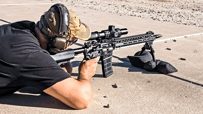 AXTS Weapons Systems MI-T556 Rifle field