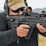 RAT Worx's ZRX 9mm Tavor Suppressor field