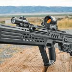 RAT Worx's ZRX 9mm Tavor Suppressor Tavor