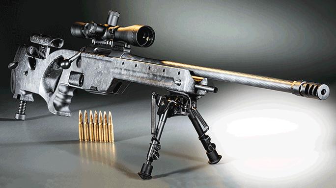 Steyr Arms SSG Carbon Bolt-Action Rifle lead