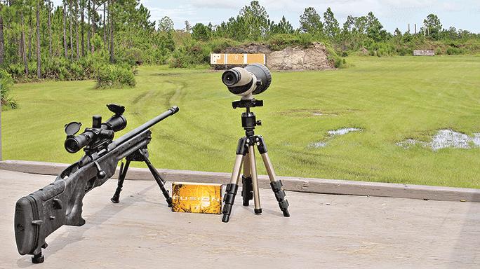 Steyr Arms SSG Carbon Bolt-Action Rifle range